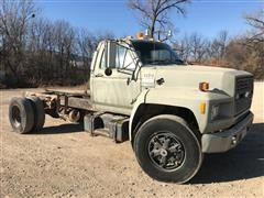 1986 Ford F7000 Cab & Chassis