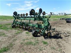 John Deere 85 3-Pt Hitch Flat Fold Cultivator