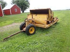 Soil Mover 50 RF Pull Type Scraper