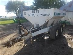 Willmar Super 600 6 Ton Capacity Dry Fertilizer Spreader