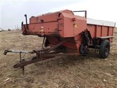 Roorda 225-A RH Feed Wagon