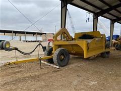 2017 Holcomb Model 1200 12-Yard Scraper