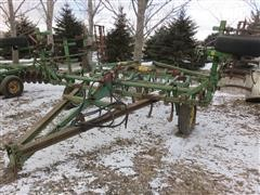 Mid 80'S John Deere 1000 Field Cultivator