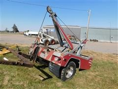 Ready Built 1000R Tow Truck Bed And Boom