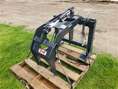 Stout Single Grapple Skid Steer Attachment