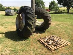 Firestone 20.8R38 Bar Traction Tires/Rims