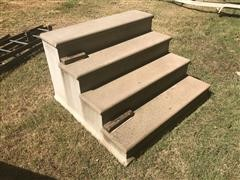 Century Concrete Steps