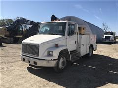 1999 Freightliner FL60 Service Utility Truck