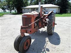 1953 J I Case SC Row Crop 2WD Tractor