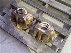 DMI Allis Chalmers Axle Mount 9 Bolt Dual Hubs