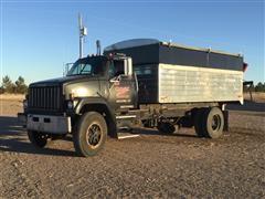 1985 GMC Brigadier S/A Grain Truck