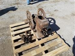 Hercules Hit & Miss Gas Engine