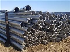"Tex-Flow 8"" Irrigation Pipe"