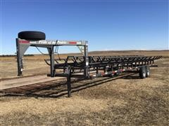 2016 Pride Of The Prairie T/A Hay Trailer