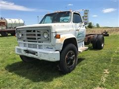 1984 GMC C6500 Conventional Cab & Chassis
