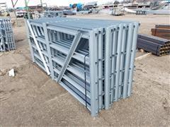 Behlen Mfg 10' Wide Galvanized Gates