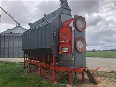 Farm Fans CF/SA-410D 3c 220V Continuous Flow Grain Dryer