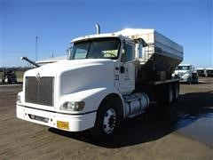 2005 International 9400 T/A Tender Truck