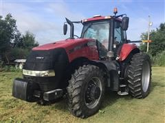 2014 Case IH 280 MFWD Tractor