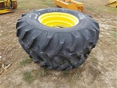Goodyear Dyna Torque II 18.4-26 Tires/Rims