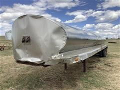 4,500 Gallon T/A Tanker Trailer
