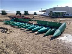 2005 John Deere 1293 Corn Header