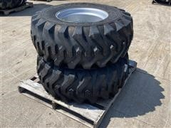 Titan 15X19.5 NHS Tires