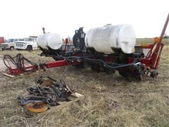 Case IH 1200 8R30 Pull Type Planter W/Liquid Fertilizer For Parts