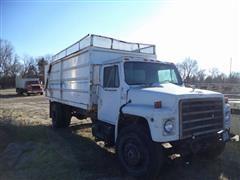 1983 International S1954 Grain Truck