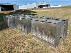 Hog Slat Stainless Steel Hog Feeders