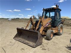 2003 Case 580M 4WD Backhoe/Loader
