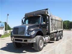 2005 International 7600 Tri/A Dump Truck