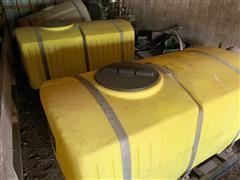 Top Air Saddle Tanks, Mounting Brackets & Hardware