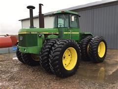 1980 John Deere 8640 4WD Tractor
