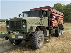 AM General T/A Military Transport Truck W/Kelly Ryan Feed Box