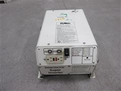 Dimensions ALT-12X30U Inverter