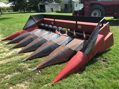 1986 Case IH 1063 Corn Header