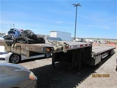 2013 Fontaine HCITX22RS T/A Spread Axle Drop Deck Trailer