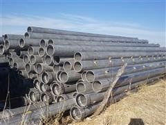 "Hastings 10"" Aluminum Irrigation Pipe"