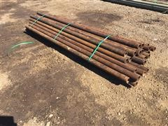 9' Oil Well Pipe