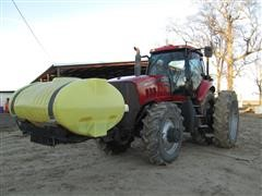 2009 Case IH 275 MFWD Tractor W/Tank