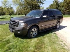 2008 Ford Expedition EL Limited SUV