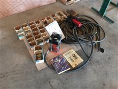 Gates Power Crimp 601 Hydraulic Hose/Fitting Machine