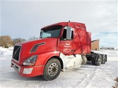 2007 Volvo VNL64T300 T/A Truck Tractor