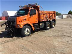 2001 Sterling LT7500 T/A Dump/Plow Truck