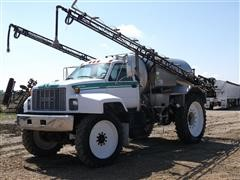 1996 GMC C7 Truck W/Spray Boom