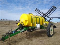 Schaben Pro Series 1010 Pull-Type Sprayer
