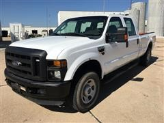 2008 Ford F350XL Super Duty 4x4 Crew Cab Pickup Truck