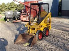 Oakes Rounder L-500 Mini-Skid Steer