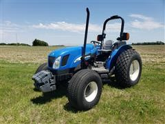 New Holland TN60A MFWD Tractor